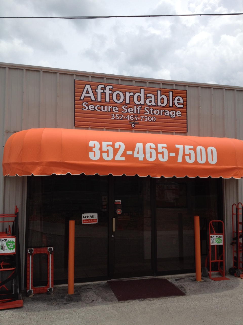 Affordable Secure Self Storage III